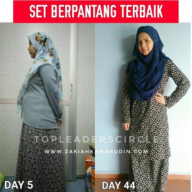 Testimoni berpantang dengan Premium beautiful - www.zakiahkamarudin.com