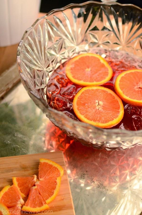 Sparkling WIne Punch Recipe