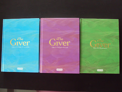 Resultado de imagen para trilogia the giver
