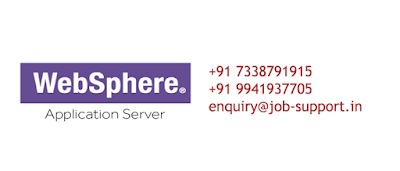 Websphere Online Job Support