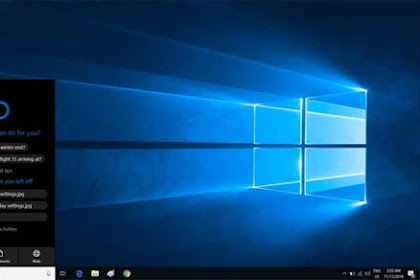 Windows 10 19H1 Akan Memisahkan Windows Search Dari Cortana
