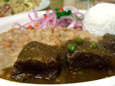 ¿Cómo preparar un Seco de Carne? - PLATO TRADICIONAL PERUANO - Ingredientes - Comida del Peru y mas - https://www.facebook.com/comidadelperu