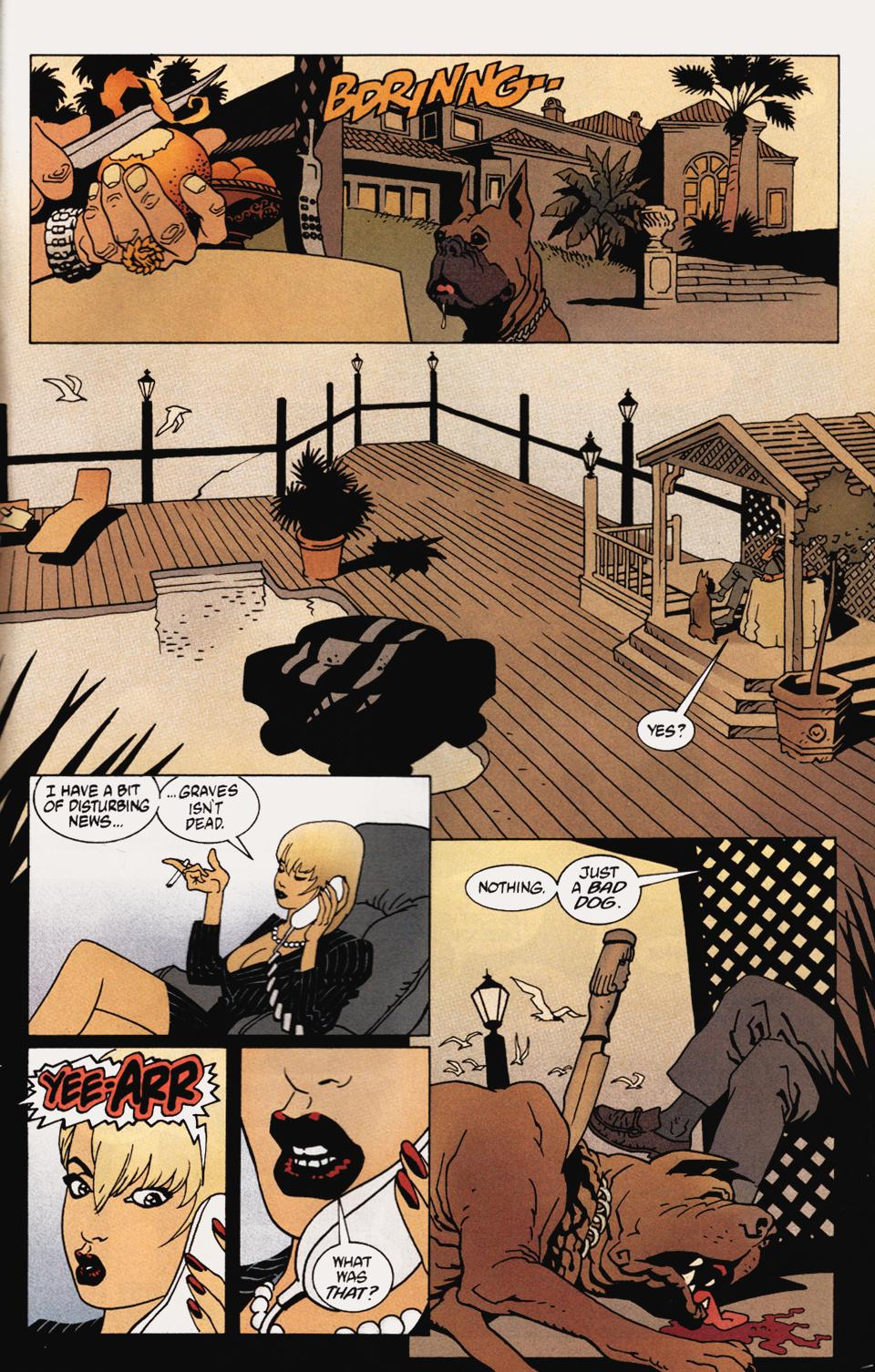 Read online 100 Bullets comic -  Issue #5 - 23