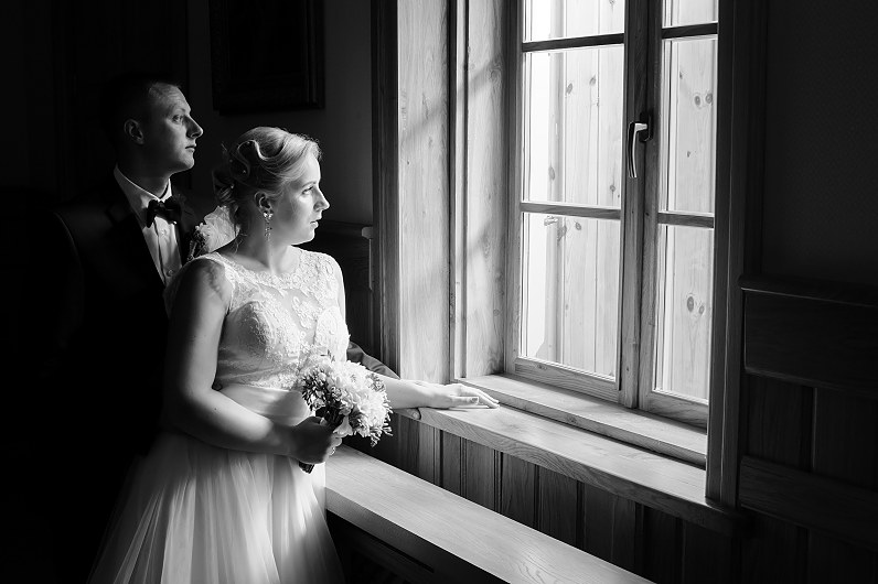 Vestuvės Biržuvėnų dvare