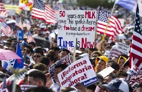 Diferencias entre grupos de inmigrantes en USA