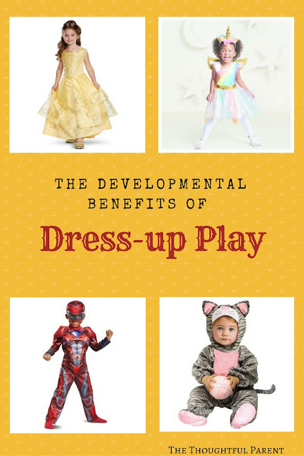 benefits of dress up play