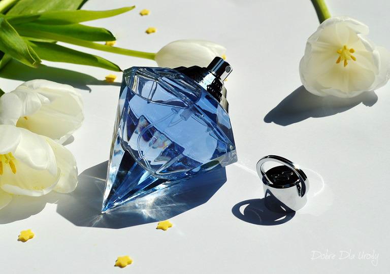 Woda perfumowana Chopard  Wish - niebieski klejnot wśród perfum!