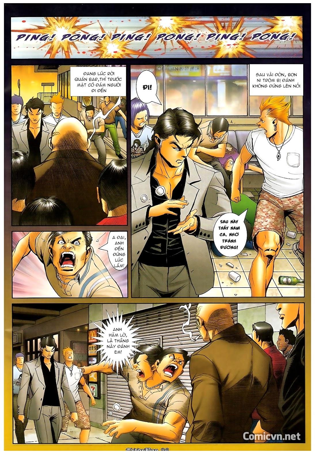 Người Trong Giang Hồ - Chapter 1210: Giải tán - Pic 25