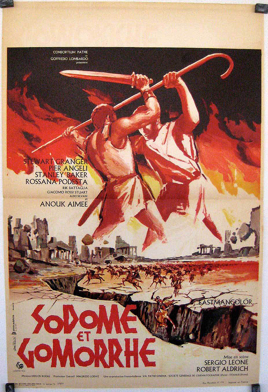 Credit Cards For Bad Credit >> Zontar of Venus: Sodom and Gomorrah (1962)