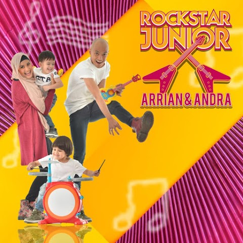 Tomok - Rockstar Junior (feat. Arrian) MP3