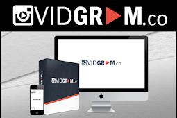 Vidgram - Buat Video Profesional dalam 2 Menit