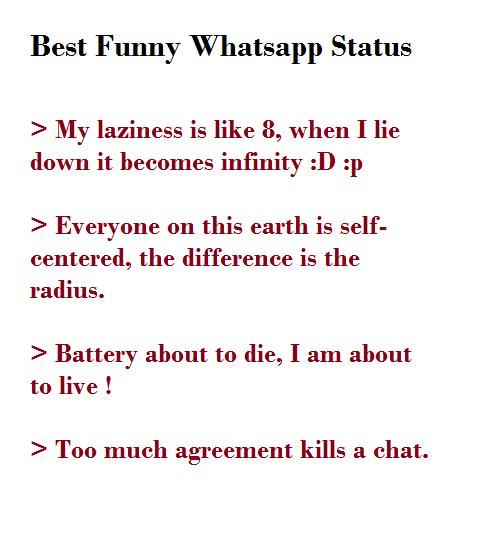 Clever Whatsapp Status English Archidev