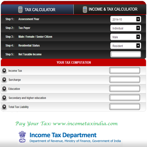 Federal Tax Withholding Calculator 2014