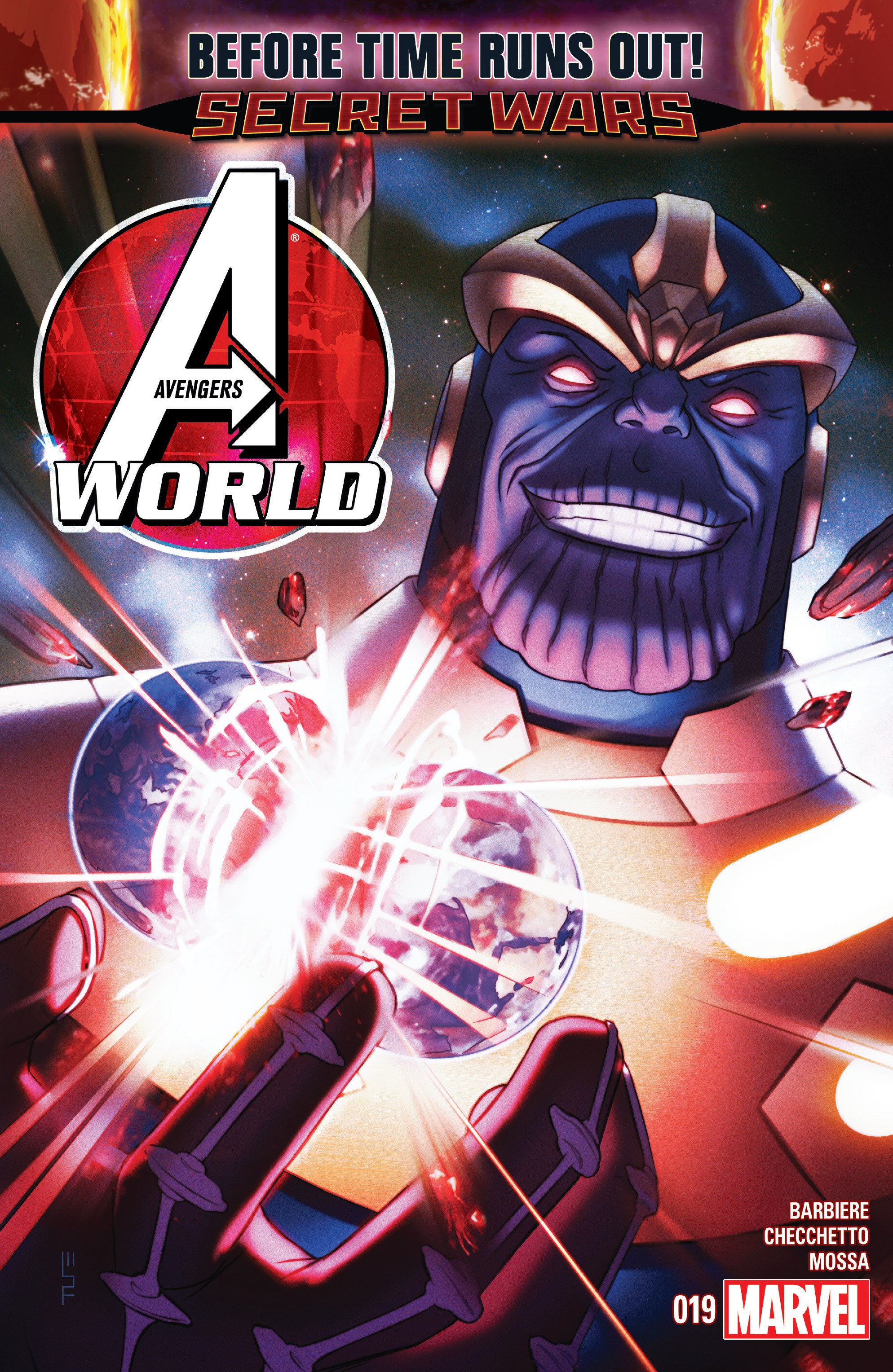 Avengers World 19 Page 1