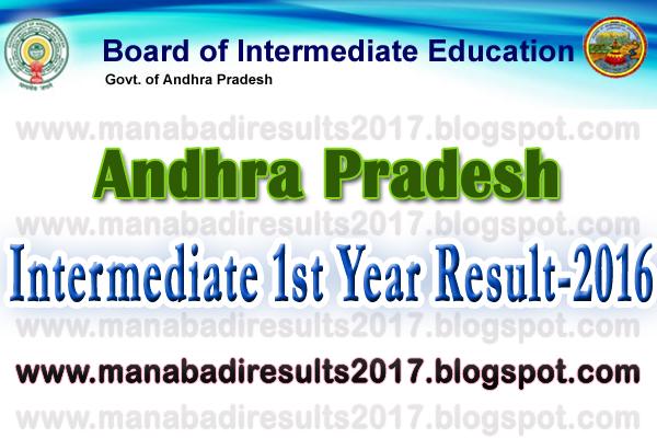 Manabadi TS Inter 1st year Result 2016 @manabadi|Manabadi