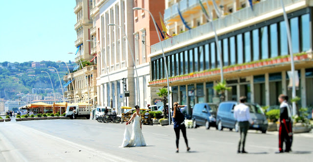 sposa, sposi, alberghe, hotel, fotografi, strada, biciclette, vacanze