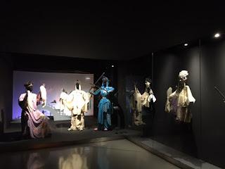trajes da ópera chinesa