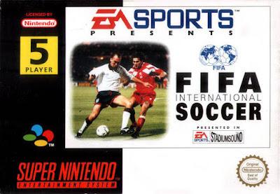 Download de Fifa International Soccer PT-BR - SNES