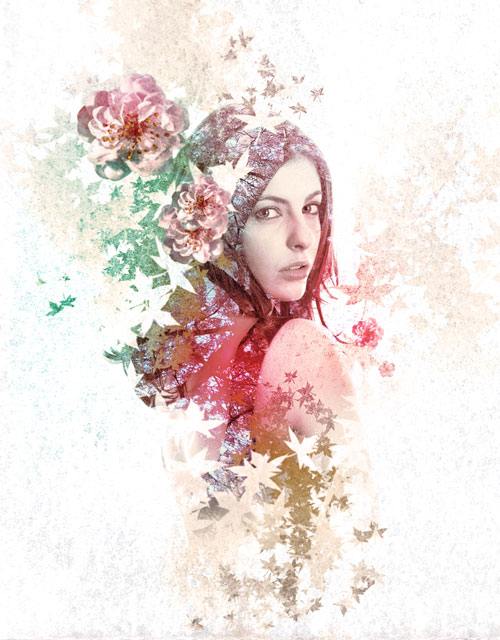 double exposure tutorial photoshop