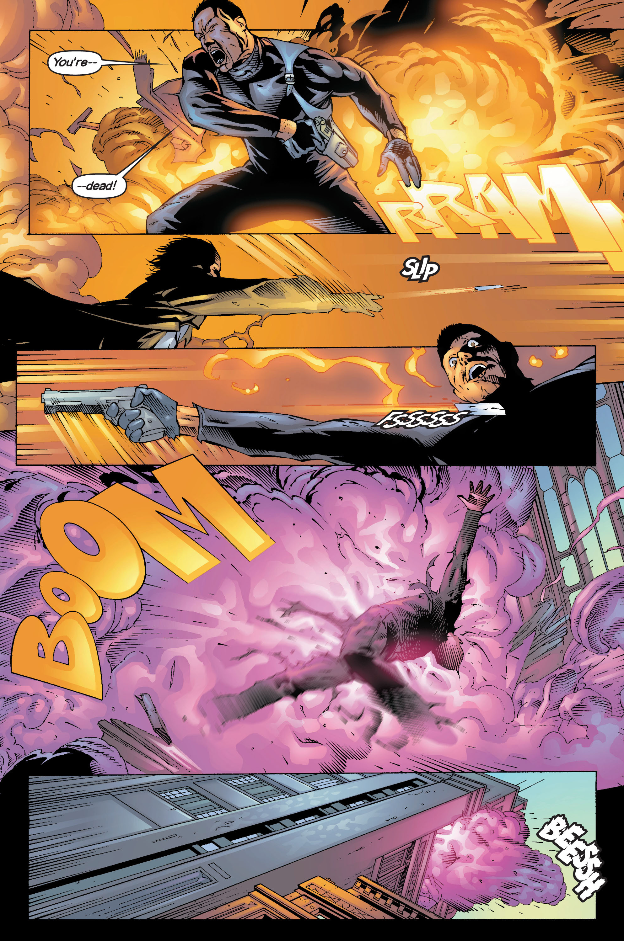 Read online Ultimate X-Men comic -  Issue #14 - 15