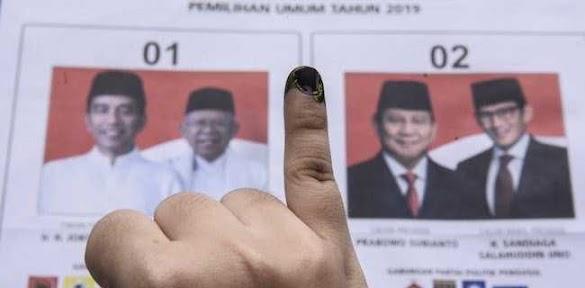 30 Provinsi Sudah Direkap, Prabowo-Sandi Menang Di 12 Wilayah