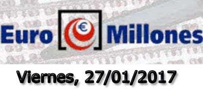 euromillones viernes 27-01-2017