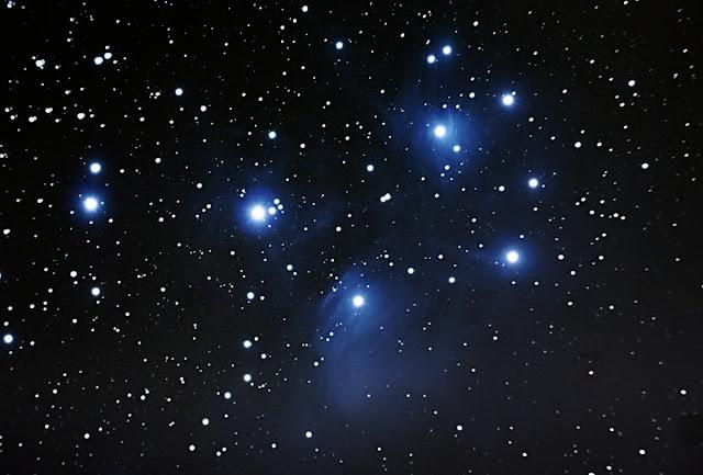 backyard Pleiades