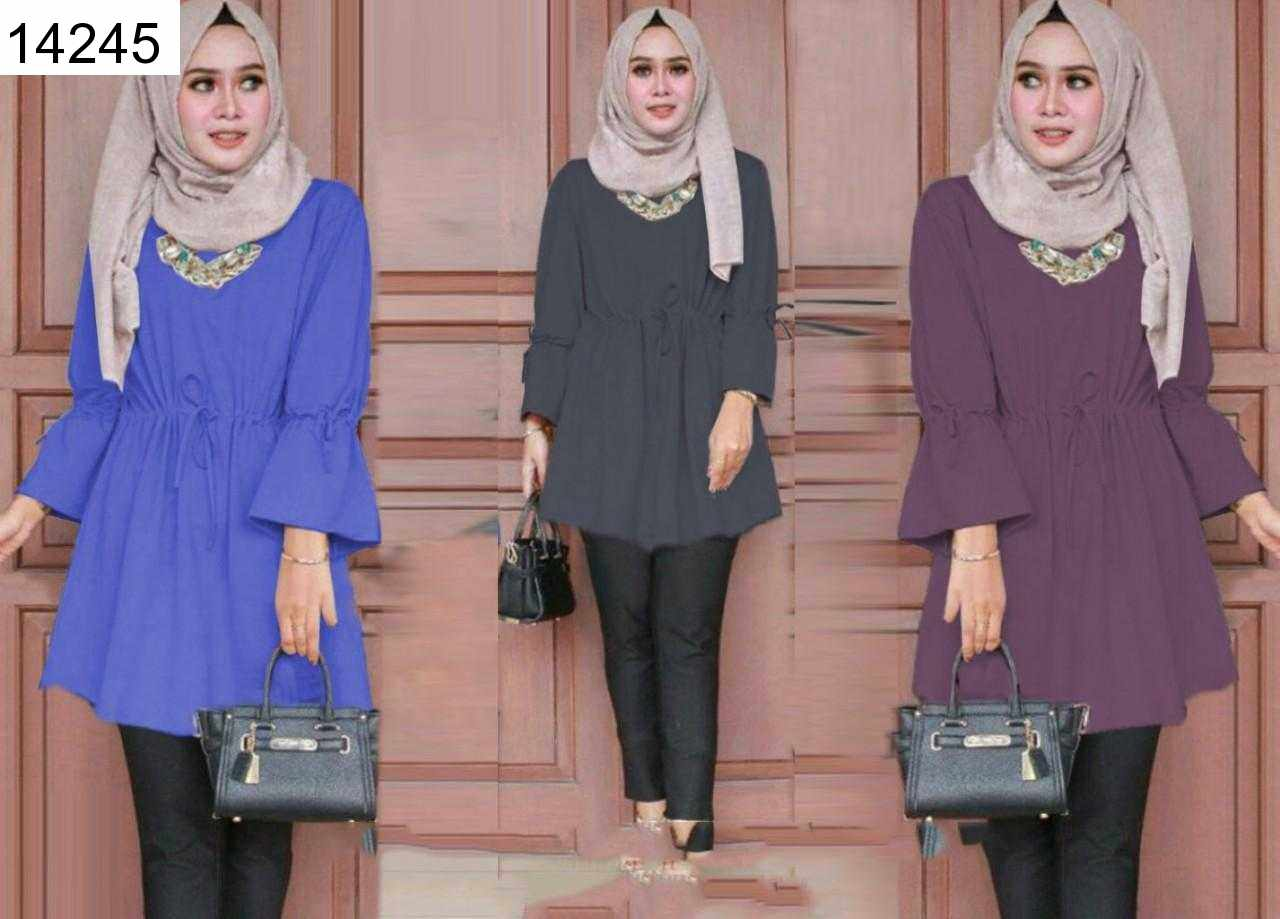 Jual Blouse Naysila Top - 14245
