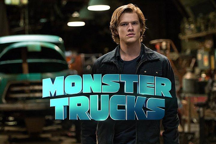 phim chiếc xe tải quái vật