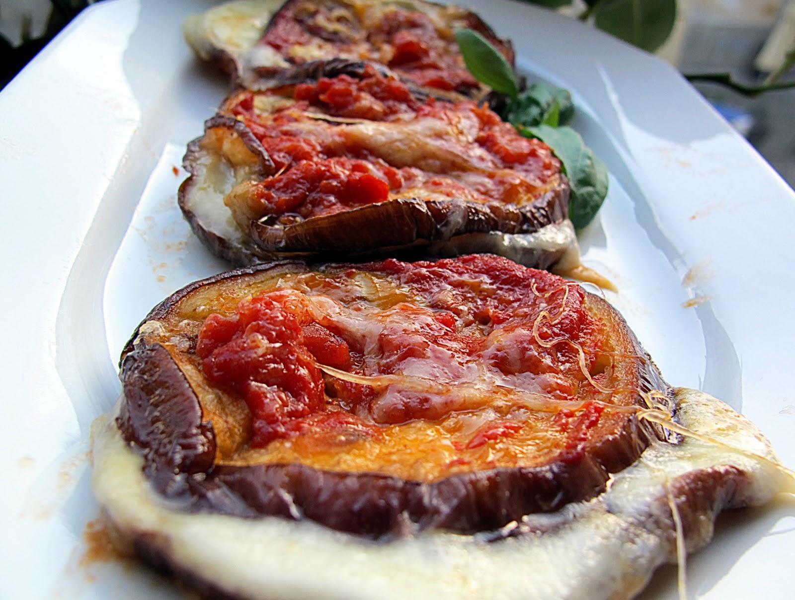 Ben noto Tentazioni di gusto: Parmigiana di melanzane leggera OK92