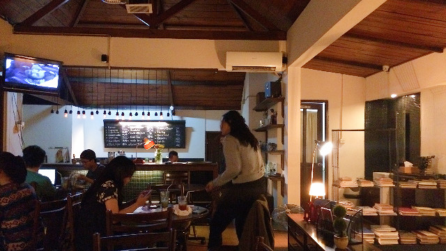 interior ruangan that's life coffee