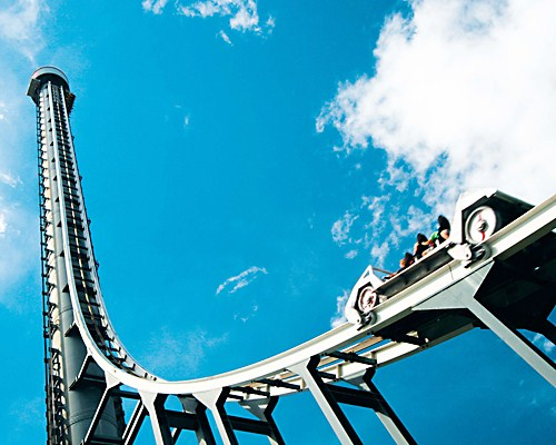 Top 10 Roller Coasters in the World | Spicytec