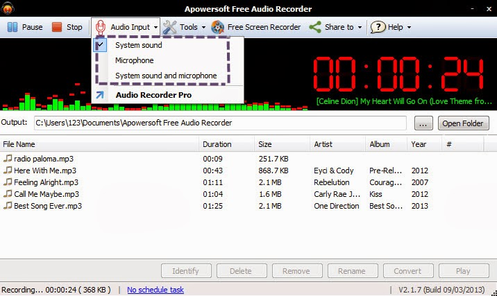 Review – Free Video Converter and Audio Recorder – It's My Party