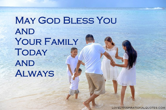 bible verses about cherishing family