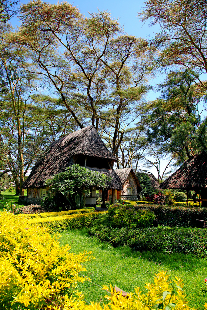 Enashipai Resort, Lake Naivasha near the Great Rift Valley, Kenya