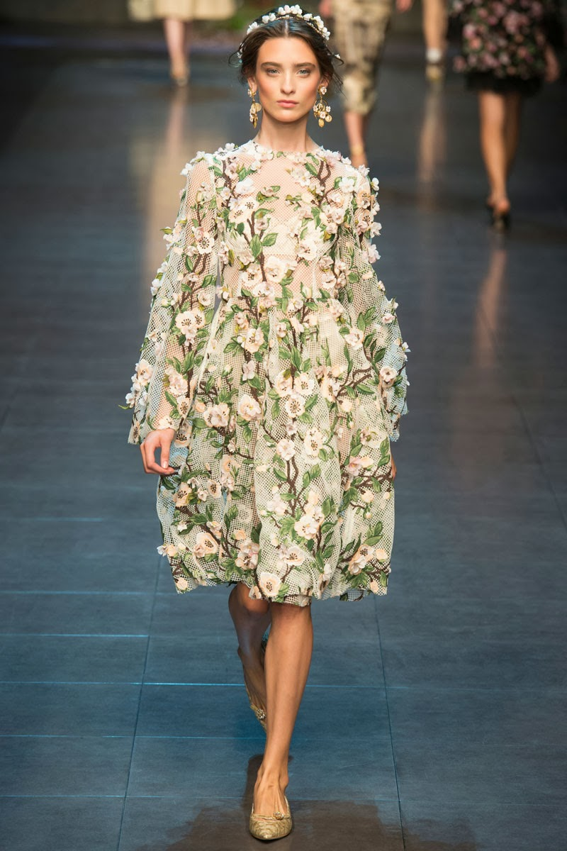 Friday Favorites: Dolce & Gabbana S/S14