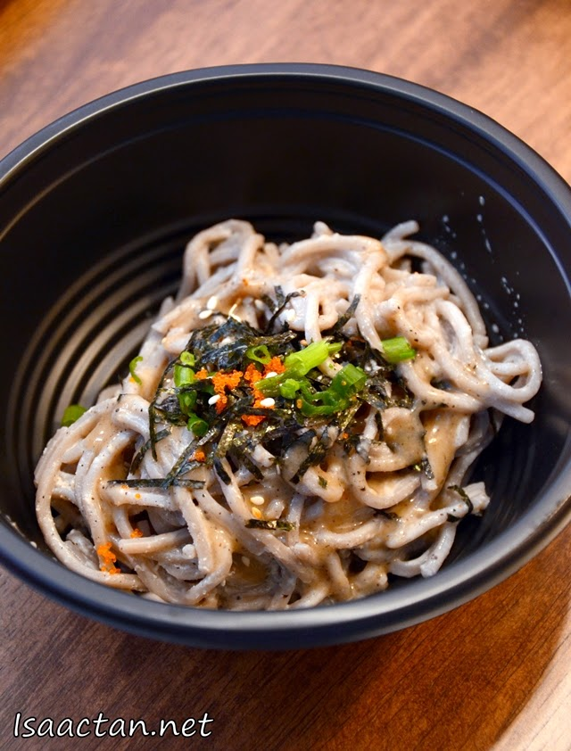 #7 Cold Soba - RM7.80