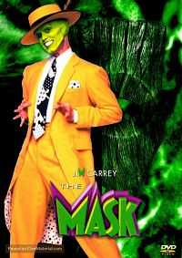 The Mask (1994) 300mb Dual Audio Hindi Dubbed BluRay 480p