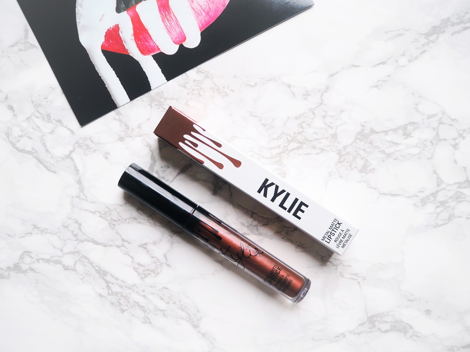 Kylie Cosmetics Metal Matte Lipstick | Review & Swatches, kylie jenner lip kit, metal matte liquid lipstick, reign, review, swatches