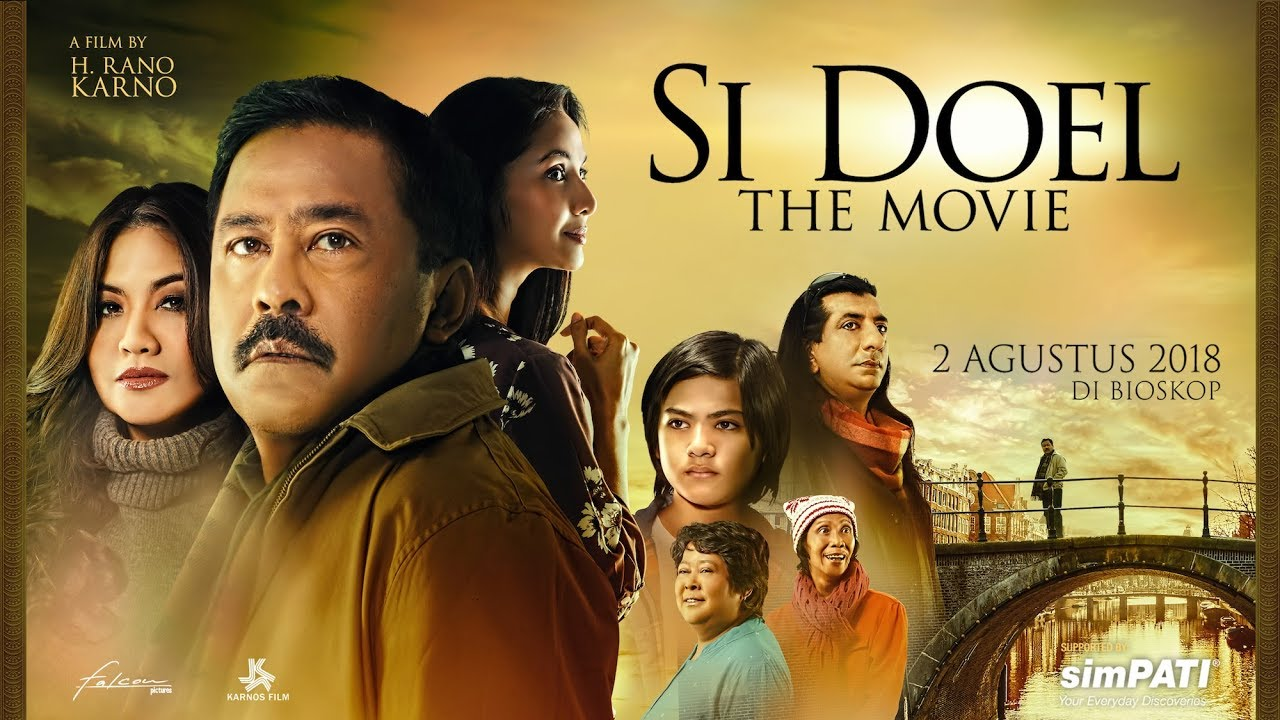 Official Trailer Si Doel The Movie | 2 Agustus 2018 Di Bioskop