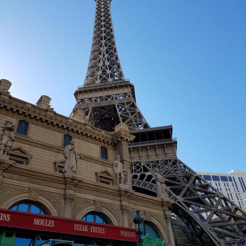 Казино Париж в Лас-Вегасе
