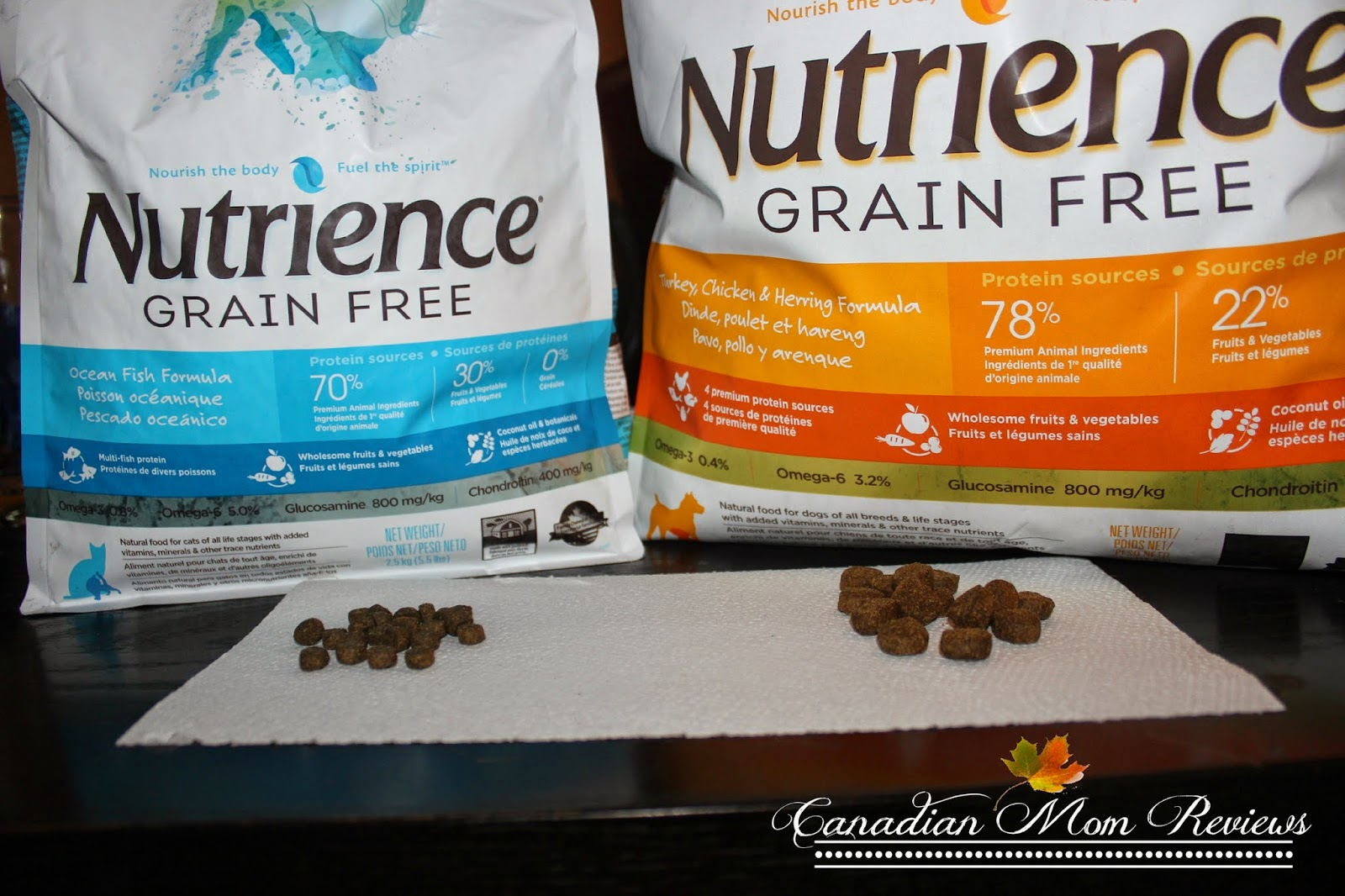 Nutrience Grain Free Cat Food Canada