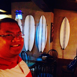 Azul Surf, Mango Square Mall, Cebu City tuslob buwa