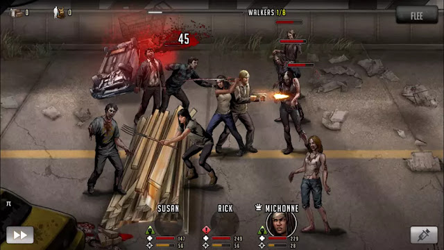 Walking Dead: Road to Survival Apk Download Full