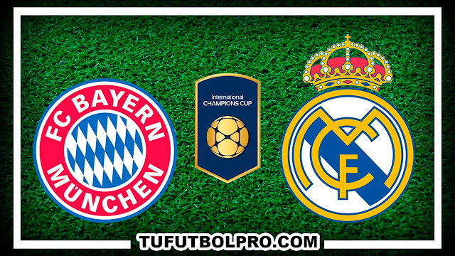Ver Bayern Munich vs Real Madrid EN VIVO Por Internet