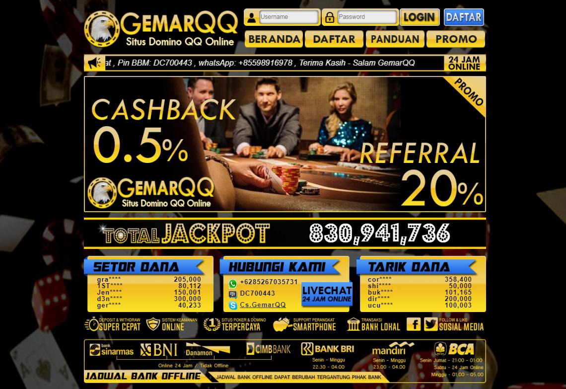 Situs Judi Poker Online Terbaik Di Indonesia