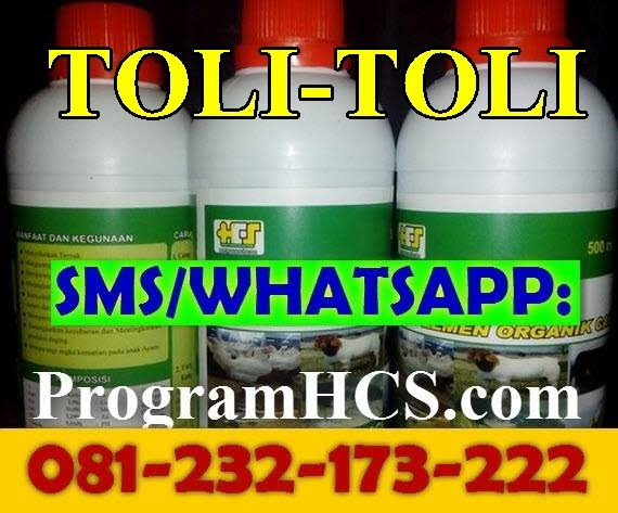 Jual SOC HCS Toli-Toli
