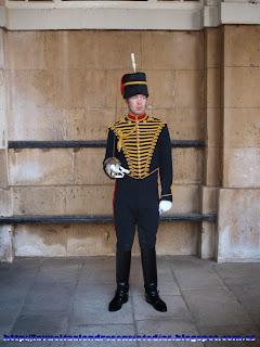Guardia del Cuartel de Caballería