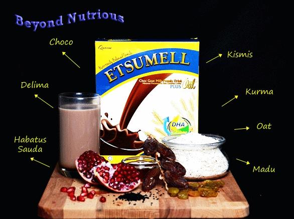 makanan penambah tenaga
