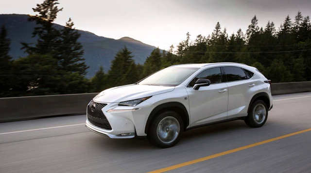 2017 Lexus Rx 200t Train